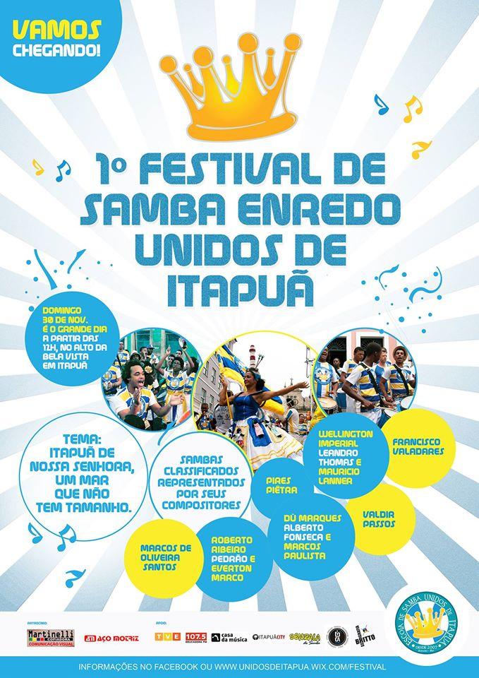 festival escola de samba