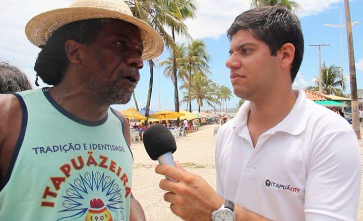Entrevista com o presidente da AMI, Raimundo Bujão