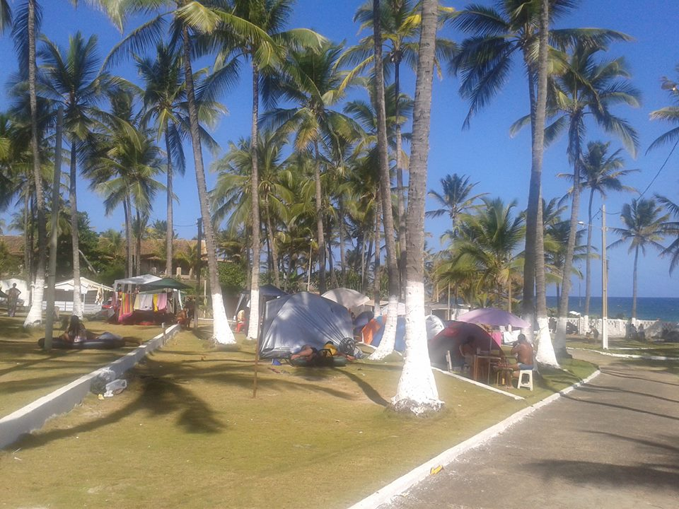 Foto: Fan Page Camping Ecológico de Itapuã