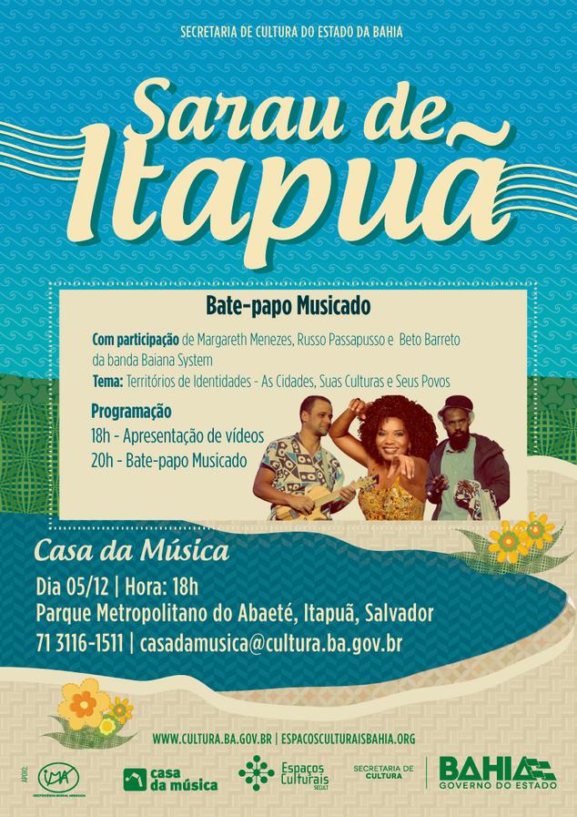 Sarau de Itapuã
