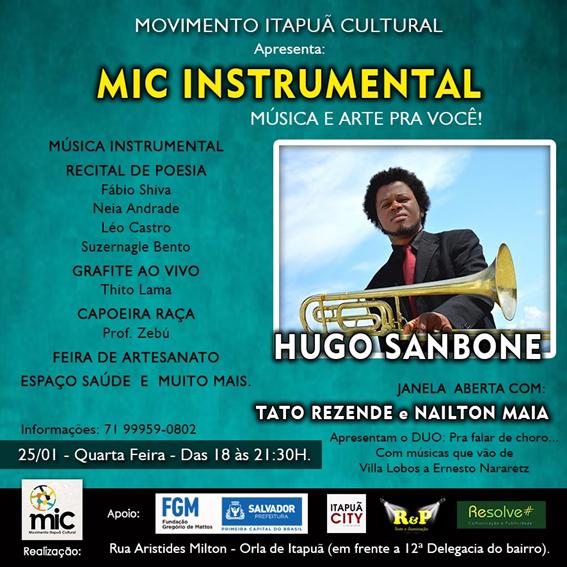 movimento itapuã cultural
