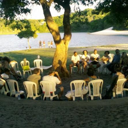 Bate papo musicado será realizado com luau na Lagoa do Abaeté nesta quarta (12)
