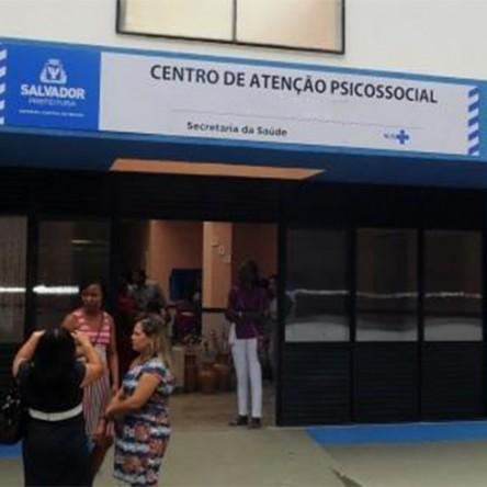 Vereador solicita construção de Centro de Apoio Psicossocial em Itapuã